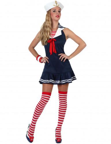 Costume adulto da marinaia sexy