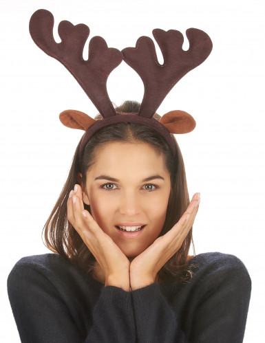 Cerchietto da renna per Natale-2