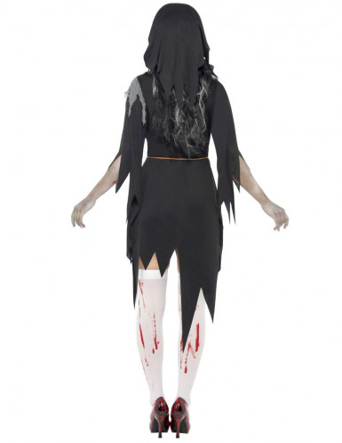 Costume da suora zombie per donna-1