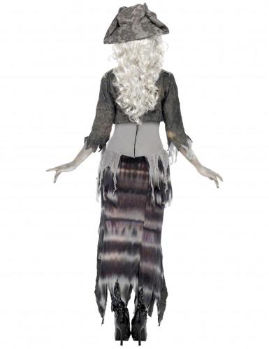 Costume da pirata zombie per donna-1