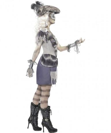 Travestimento pirata fantasma per donna-2