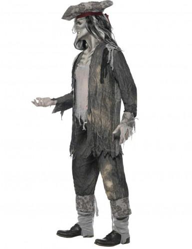 Costume da pirata fantasma di Halloween per uomo-1