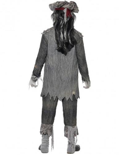 Costume da pirata fantasma di Halloween per uomo-2