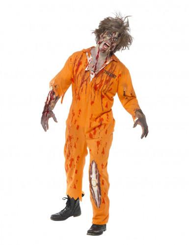 Kit trucco per Halloween da zombie per adulti-1