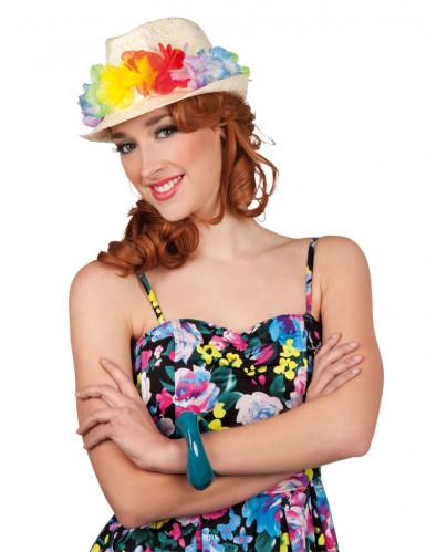 Cappello di paglia hawaiano