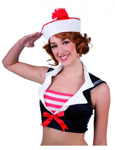Cappello donna adulta da marinaio