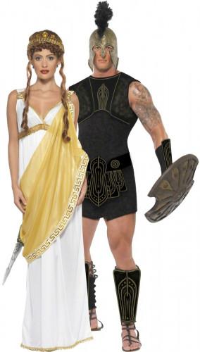 Costume coppia Elena di Troia™ e Achille™