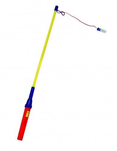 Porta lampade elettrico multicolor