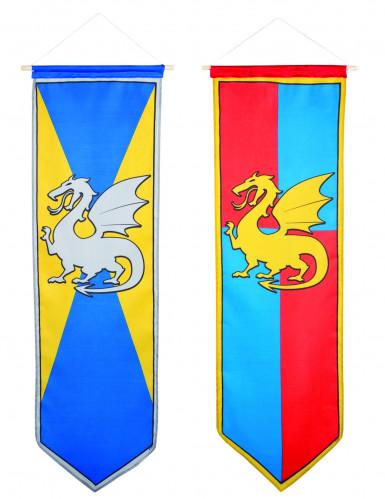 Decorazione cavaliere medievale da appendere