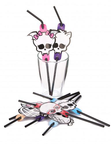 Cannucce Monster High Halloween flessibili-1