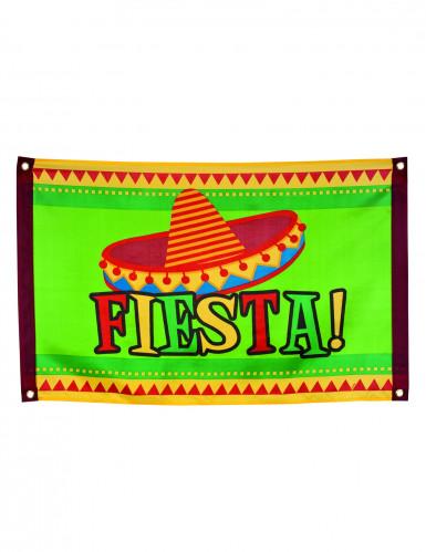 Bandiera dal gusto messicano
