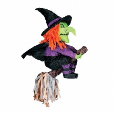 Pentolaccia strega tema Halloween
