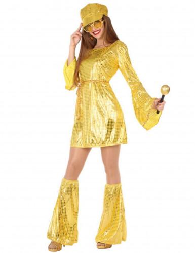Costume disco dance da donna