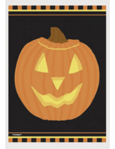 Bustine con zucca di Halloween