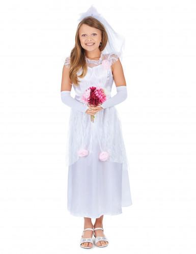Costume da sposa per bambina