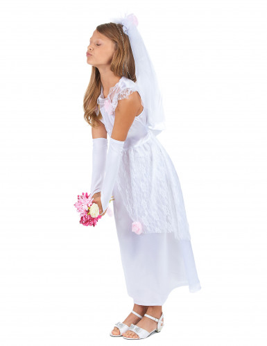 Costume da sposa per bambina-1