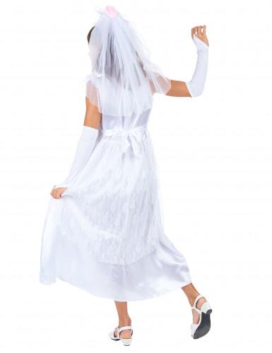 Costume da sposa per bambina-2