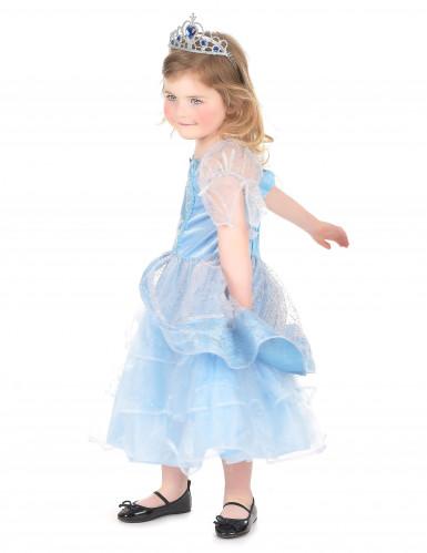 Costume da principessa celeste per bambina-1