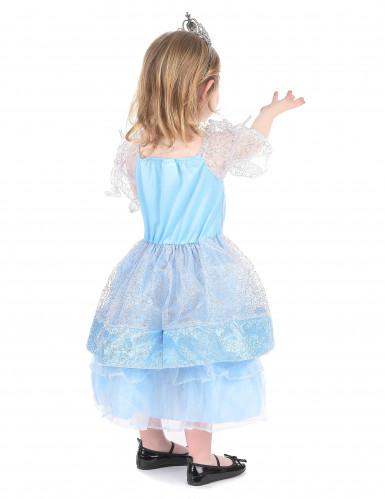 Costume da principessa celeste per bambina-2