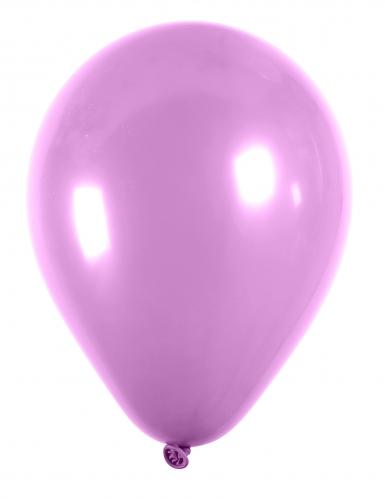 24 palloncini da 25 cm rosa