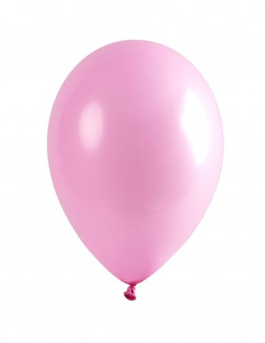 12 palloncini da 28 cm rosa