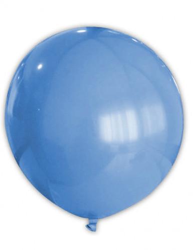 Palloncino gigante di colore blu