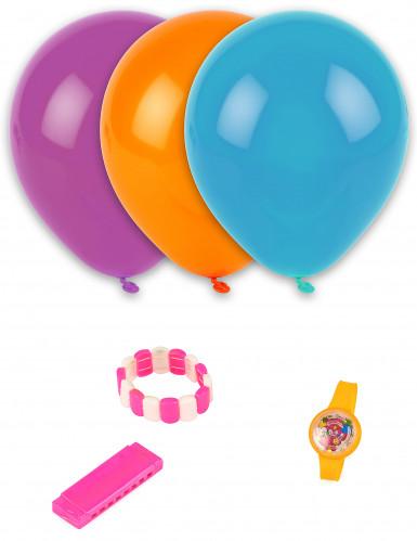 Kit di giochi e palloncini