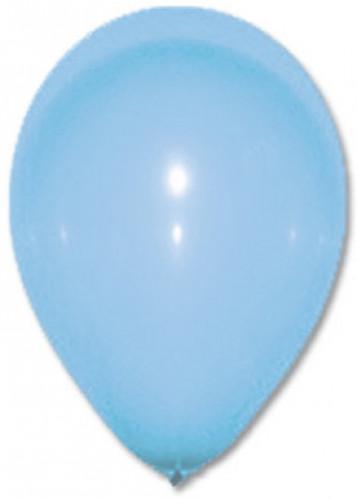 100 palloncini da 27 cm turchesi