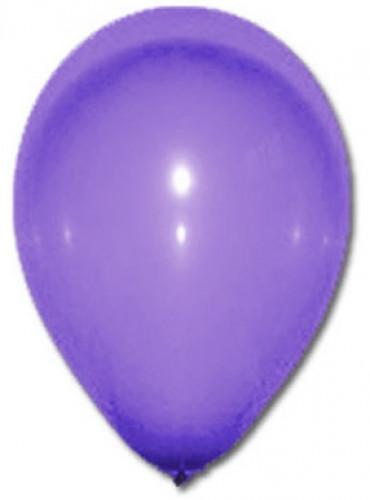 100 palloncini da 27 cm viola