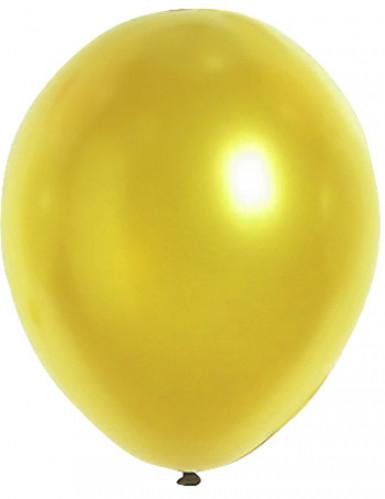 Palloncini oro metallizzati 29 cm