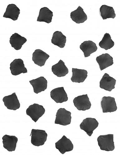 100 Petali in tessuto nero-1