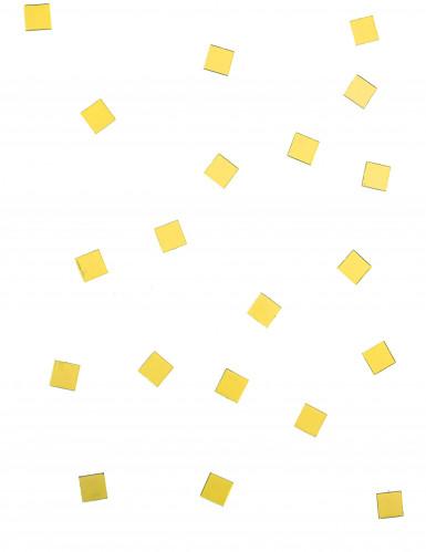 20 specchietti quadrati gialli-1