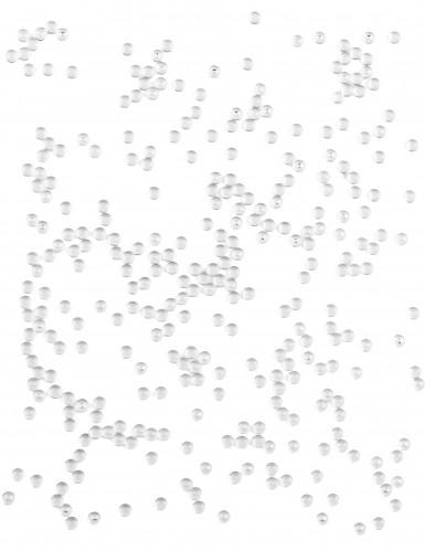 Perle effetto goccia di pioggia trasparenti-1