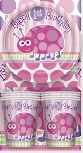Kit completo primo compleanno