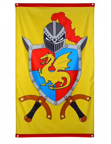 Banner murale cavaliere