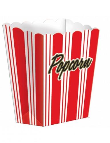 8 scatole Pop Corn Hollywood