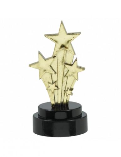 6 statuette con stelle cadenti stile Hollywood