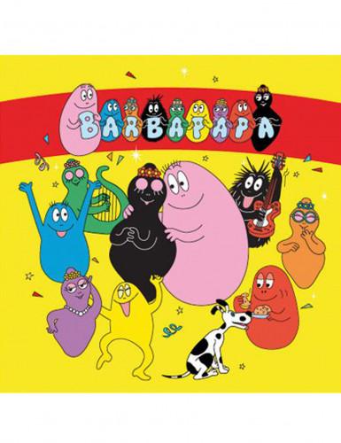20 tovaglioli di carta di Barbapapa™