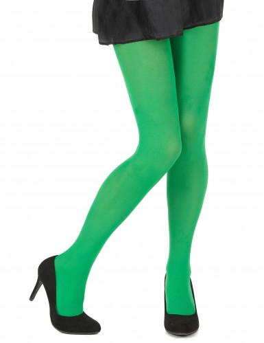 Collant verdi da donna