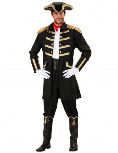Costume da Capitano dei Pirati per uomo