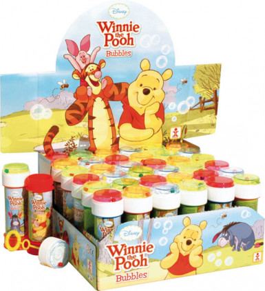 1 flacone di bolle di sapone Winnie the Pooh™ 60 ml