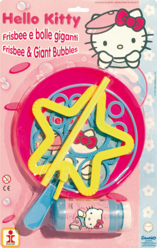 Bolle giganti e frisbee Hello Kitty™