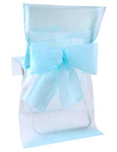 10 coprisedie Premium azzurre