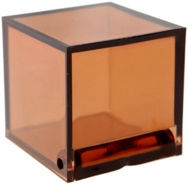 4 scatole color cioccolato