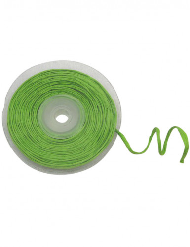 Rotolo di rafia verde