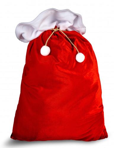 Sacco rosso da Babbo Natale