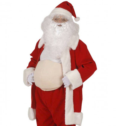 Imbottitura per pancia di Babbo Natale da adulto-1