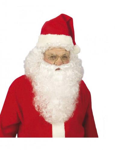Occhiali dorati di Babbo Natale-1