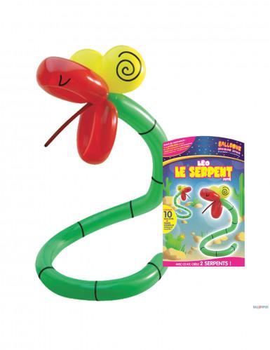 Kit palloncini a forma di serpenti