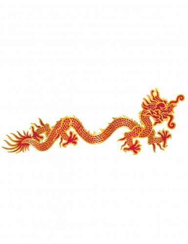 Decorazione da muro con dragone cinese